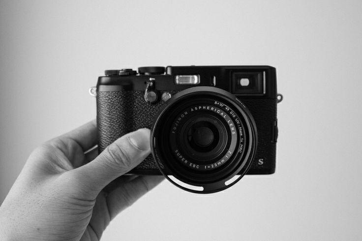Fujifilm X100s in Black