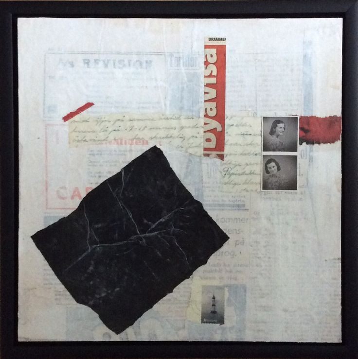Collage no3 conversations with Malcolm Ashman