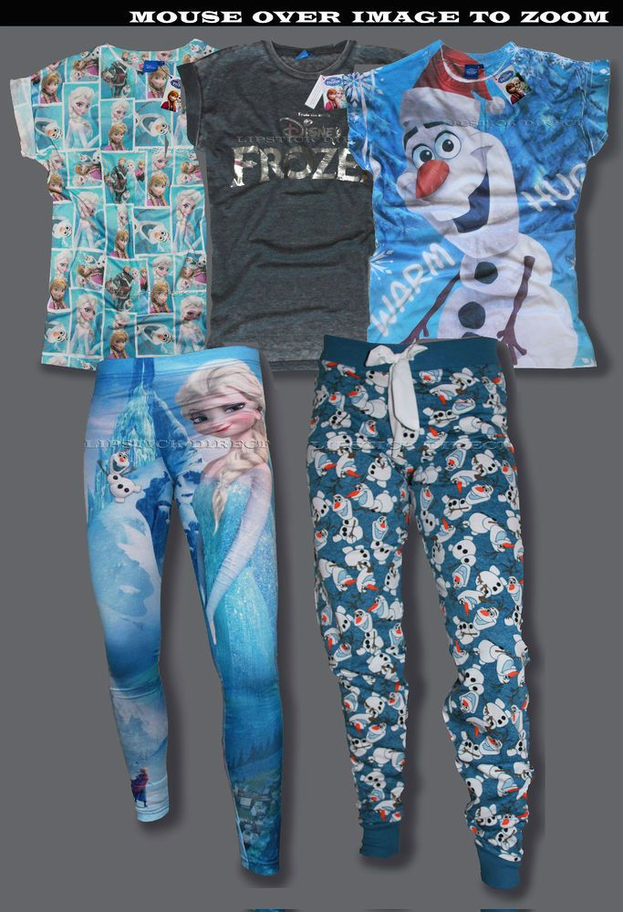 details about primark official disney frozen leggins