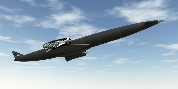 Spaceplane known as Skylon