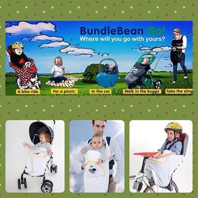 Nuove fantasie per le comodissime Bundle Bean e la Bundle Bean Solar per l'estate!!