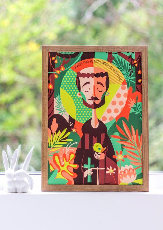 Tenha Borogodó – Os pôsteres criativos de Claudia Souza