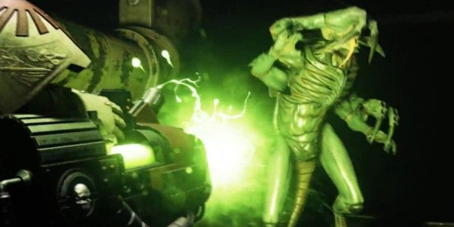 Space Hulk: Deathwing Weapons to Include Particle Cannon?