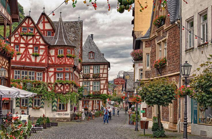 Bacharach (Rheinland-Pfalz) (mit Bildern) | Deutsche