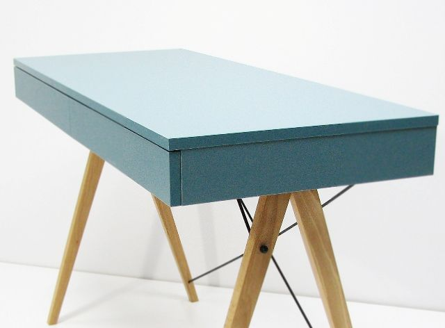 Biurko BASIC firmy MINKO www.euforma.pl #desk #home #office #design