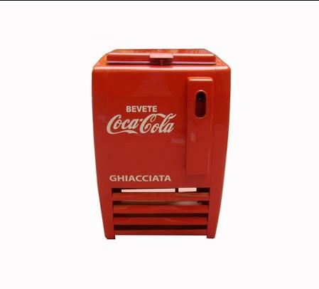 Frigo ghiacciaia Pozzetto Coca - Cola   Majestic, 1950