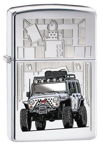 Jeep West Coast Customs Zippo Lighter