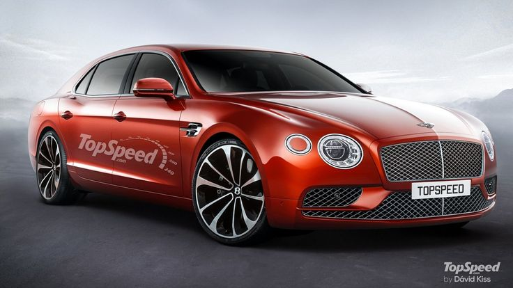 2019 Bentley Flying Spur – Wanted and Needed
