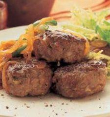 Тушеные котлеты из говядины
