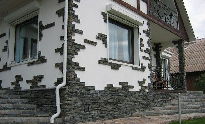 http://mastera-fasada.ru/: Отделка фасада декоративным камнем