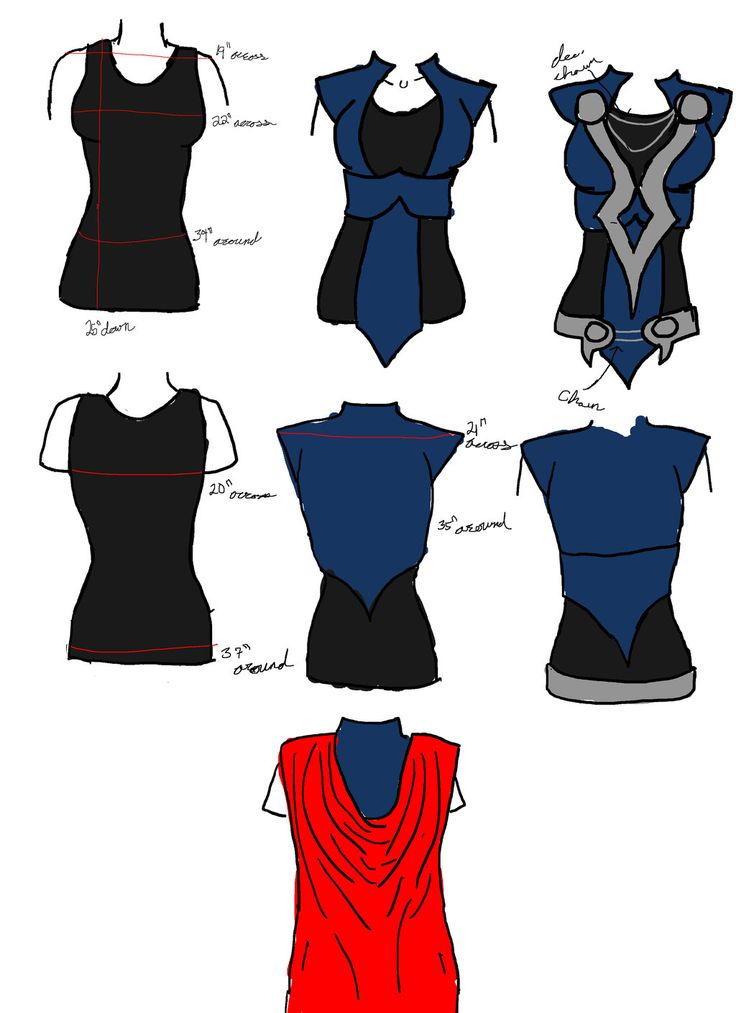 Lady Thor top design by DoubleVision107.deviantart.com on @deviantART