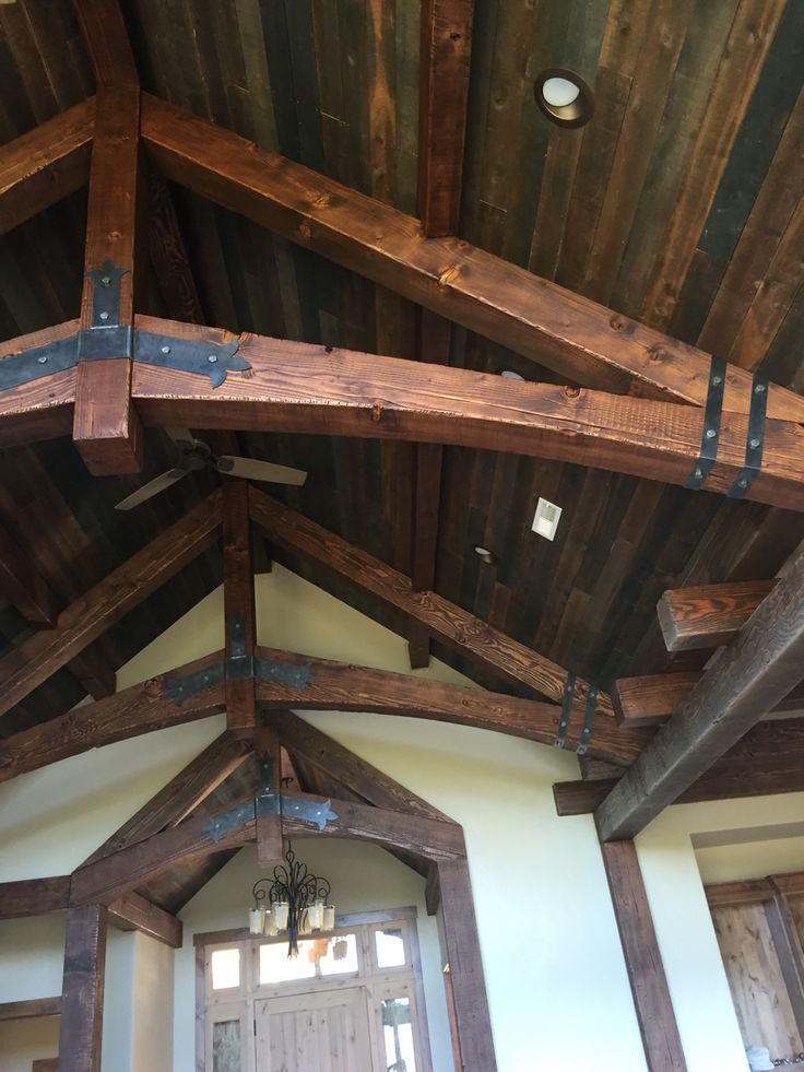 7 Best Wooden Beam Brackets Images On Pinterest Beams