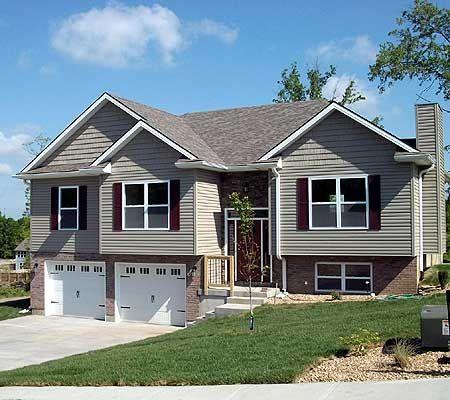 Plan 75005DD: Attractive Split Level Home Plan