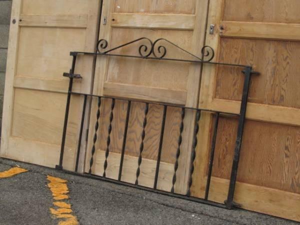Iron Gate 英国アンティークアイアンゲートWZS 330 インテリア 雑貨 家具 Antique ¥25000yen 〆06月19日