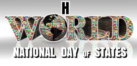 Heraldry of Life: H & I - NATIONAL DAY of the World