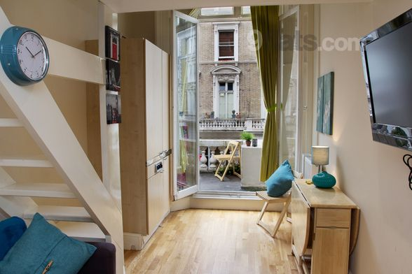 Book Family-friendly Apartment with Balcony/Air conditioning in London-Bayswater from $122 at 9flats.com