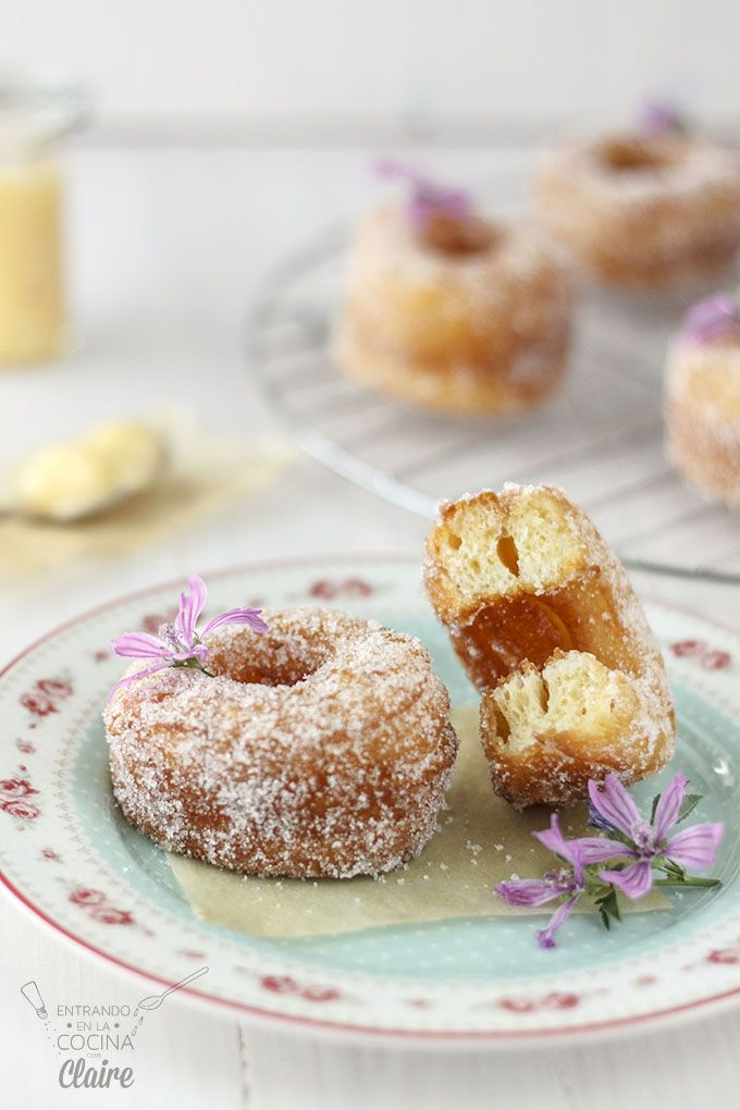 Delicious Cronuts for a nice breakfast
