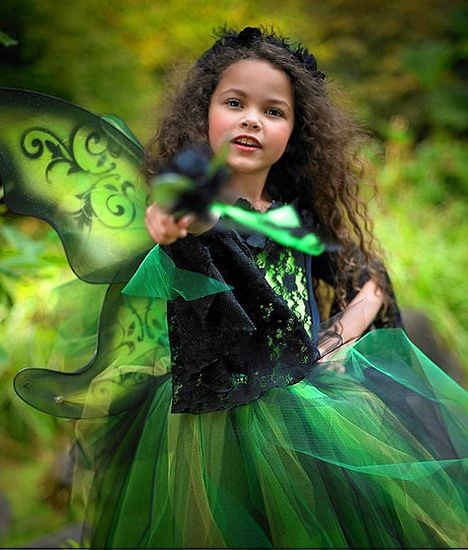 http://no.lady-vishenka.com/halloween-costume-girls-6-8-years/  15. Halloween kostymer for barn - jenter (6-8 år) 53 IDEER