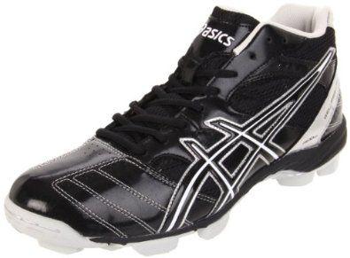 ASICS Men's GEL-Prevail Mid Lacrosse Shoe,Black/Silver,12 M US ASICS. $34.30