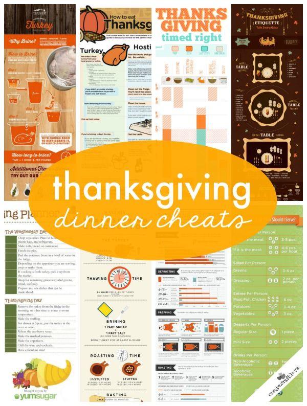 the 8 BEST Thanksgiving Dinner Cheats!
