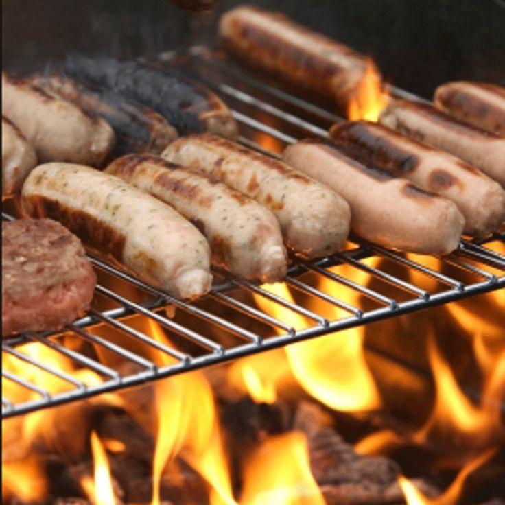 BBQ in the dark - safe recipes for Bonfire night.