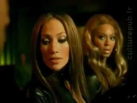 Jennifer Lopez, Beyonce & David Beckham - Pepsi Commercial 2005