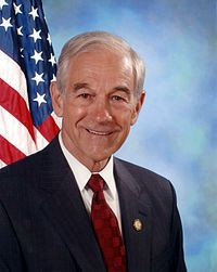 List of legislation sponsored by Ron Paul