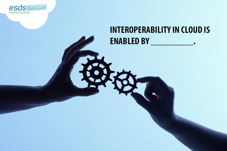 #Interoperability in Cloud is enabled by ___. A.   #Middleware B.   #CompositeCloud C.   #Cloud #OS D.   #HybridCloud