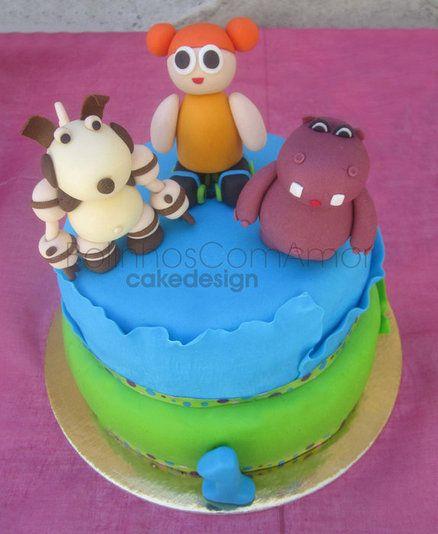 My nice cake <3 Hippa Hippa Hey Cake