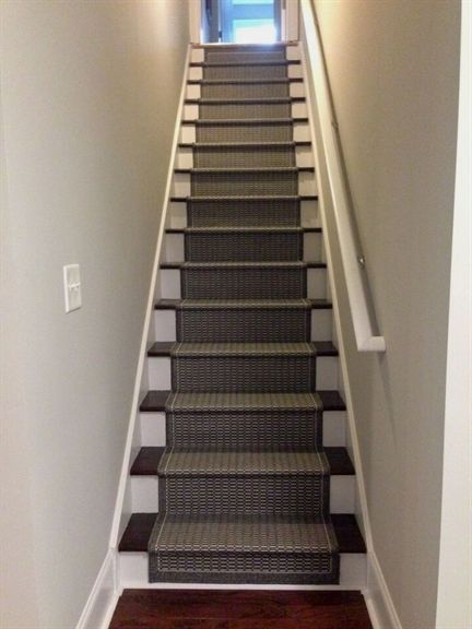 Tips for Finishing a Basement | Stair remodel, Diy stairs ...