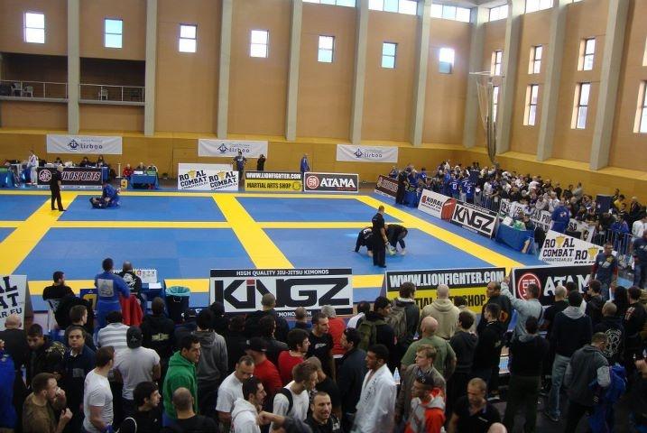 European Championships, Lisboa