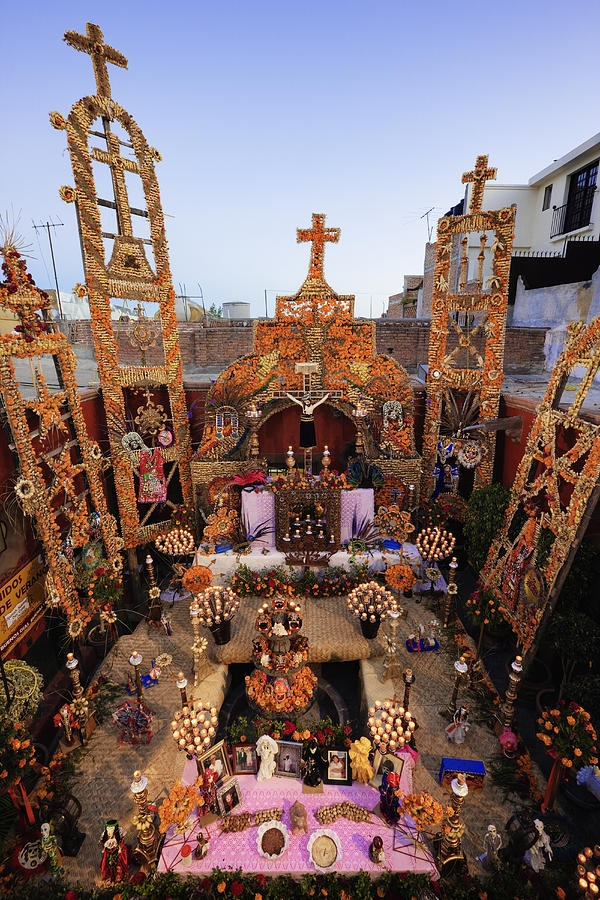 ✯ Day of the Dead Altar