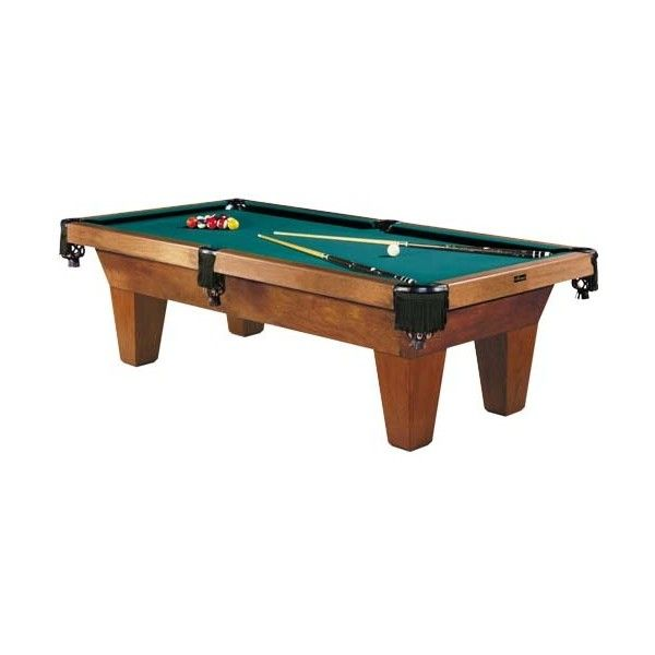 pool tables, billiard tables, Mizerak Pool Tables, Billiard Tables,... ❤ liked on Polyvore featuring furniture and games