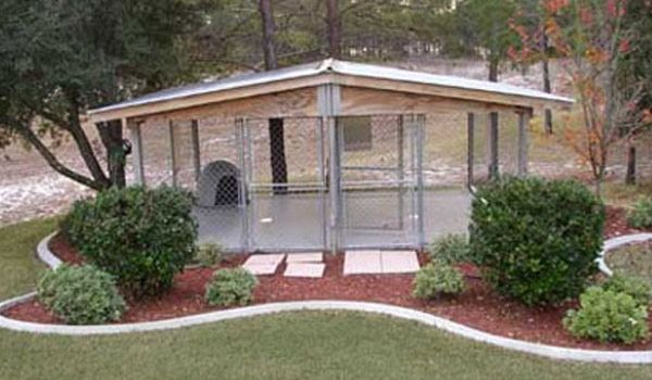 1000+ Ideas About Dog Kennels On Pinterest