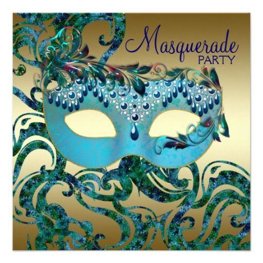 >>>The best place          Gold Teal Blue Masquerade Party Invitations           Gold Teal Blue Masquerade Party Invitations We provide you all shopping site and all informations in our go to store link. You will see low prices onDeals          Gold Teal Blue Masquerade Party Invitations to...Cleck Hot Deals >>> http://www.zazzle.com/gold_teal_blue_masquerade_party_invitations-161090488426228464?rf=238627982471231924&zbar=1&tc=terrest