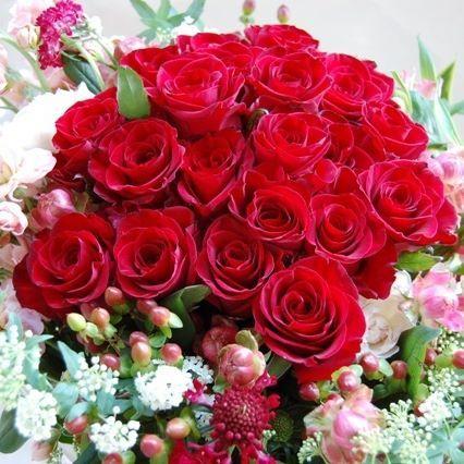 #プロポーズフラワー #プロポーズの花 #プロポーズのバラ #バラの花束