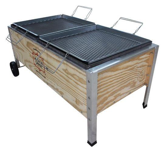 La Caja China Pig Roast Grill Sale Until April 30th!