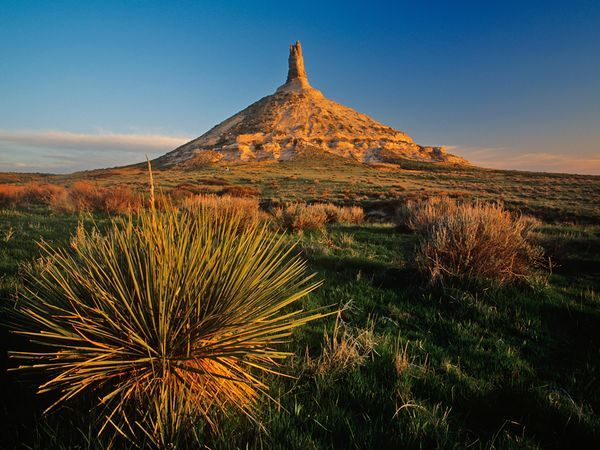 Chimney Rock National Historical Site, USA