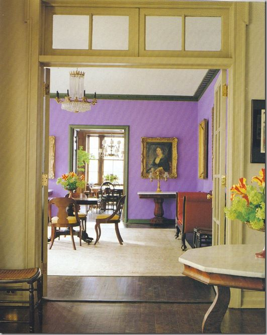 1000+ Ideas About Purple Dining Rooms On Pinterest