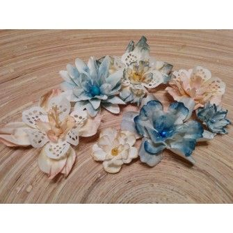 handmade paperflowers / Sugallatok