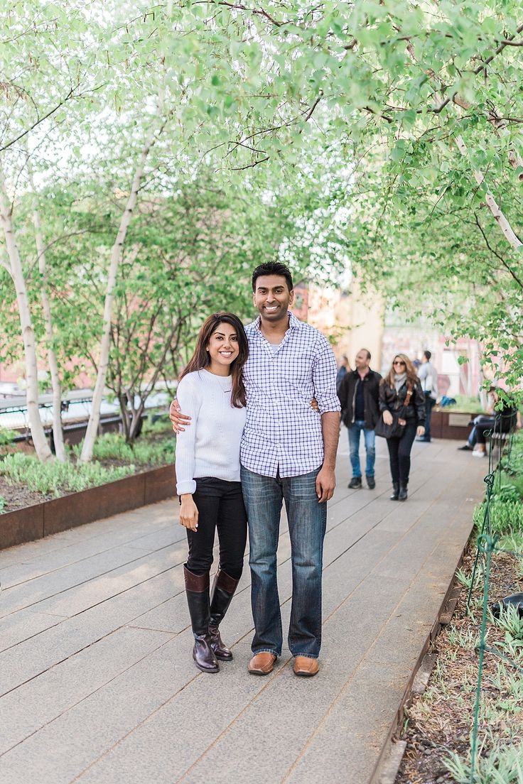indian wedding photography design%0A Sam and Subi The High Line  u     NYC Proposal