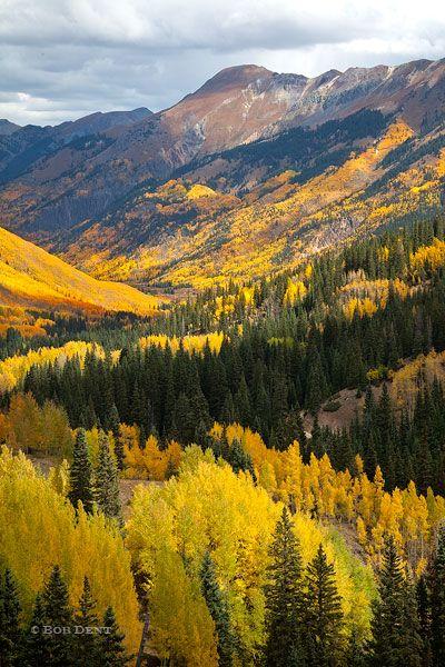 Abrams Mountain, Ouray County, Colorado