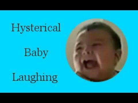 Bebelusi haiosi care rad, Razi de mori, Hysterical laugh