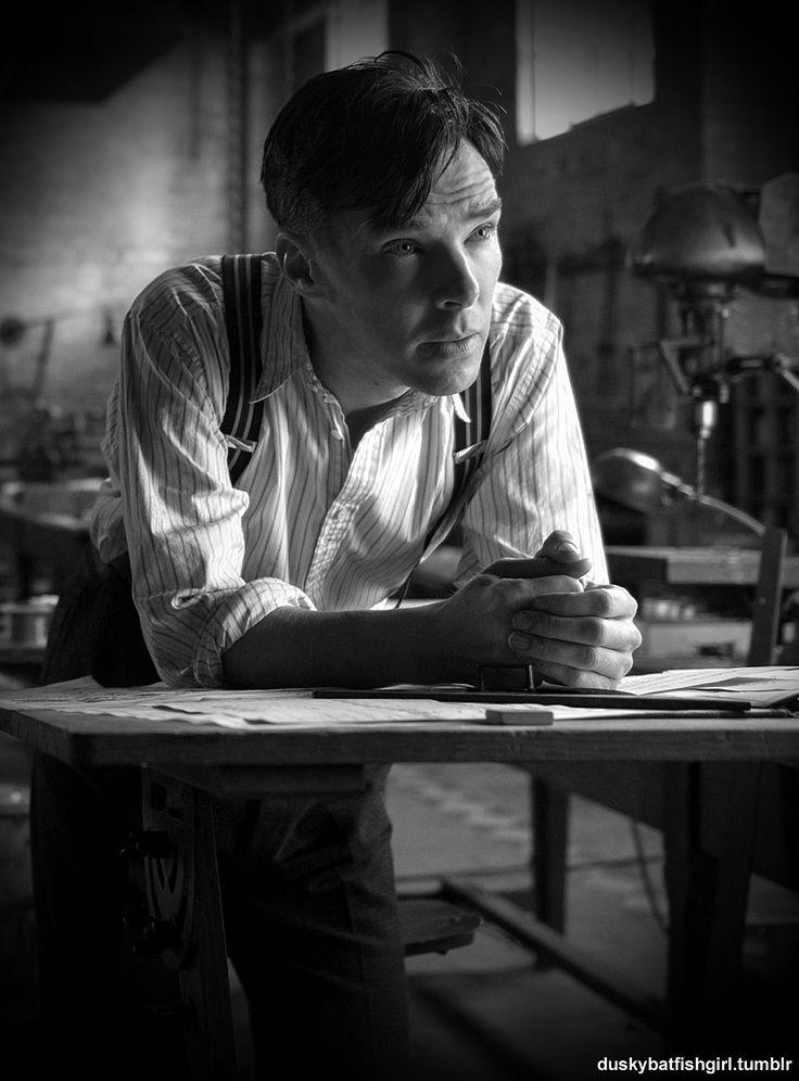 """"""" alan turing (x) """" Benedict Cumberbatch as Alan Turing, The Imitation Game"""