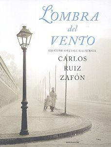 Carlos Ruiz Zafon, one of my favorites writers