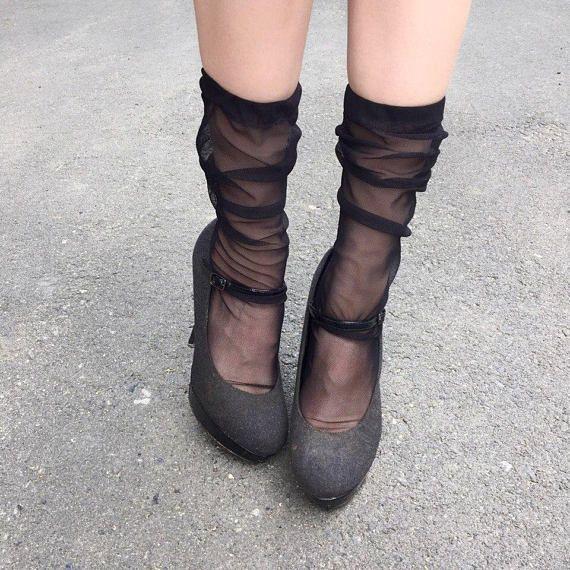 Tulle socks socks nylon tulle socks superfine tulle socks