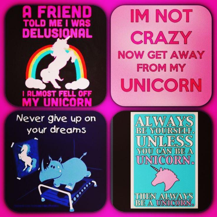 Unicorns !!!