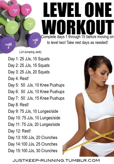 Level 1 Workout