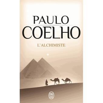 L'alchimiste - Paulo Coelho 5.70€
