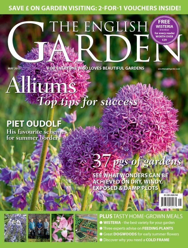 to garden save the subscribe english off lifestyle magazines up magazine